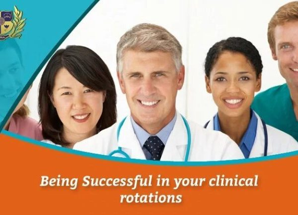Succeed in clinical rotations