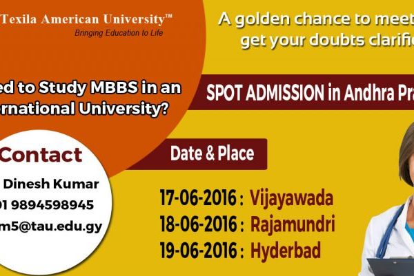 Spot Admission to Study MBBS in abroad