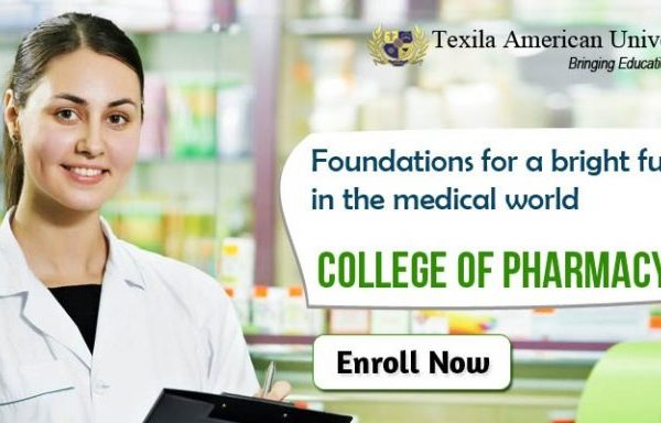 Join Bachelor of pharmacy in Texila