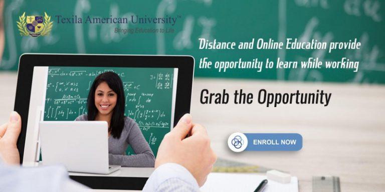 Texila Online Program