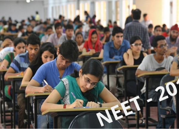 Apperaing For NEET