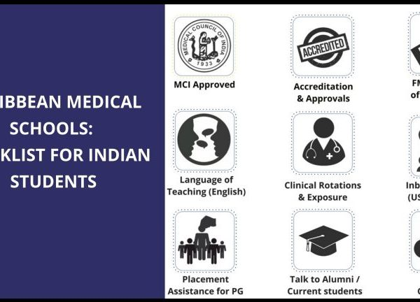 Caribbean Medical Schools Checklist for Indian Students