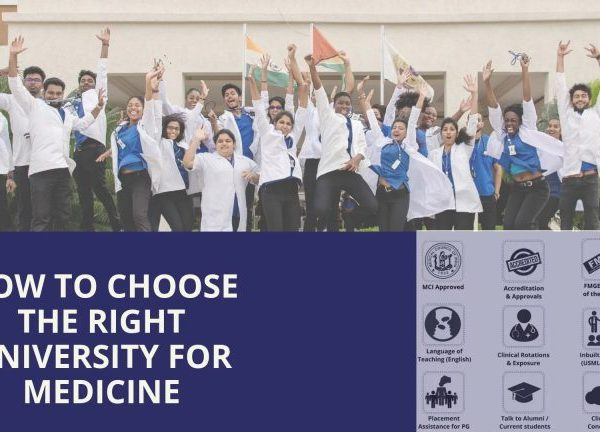 right university to study MBBS Abroad