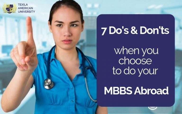 How to Choose MBBS Abroad