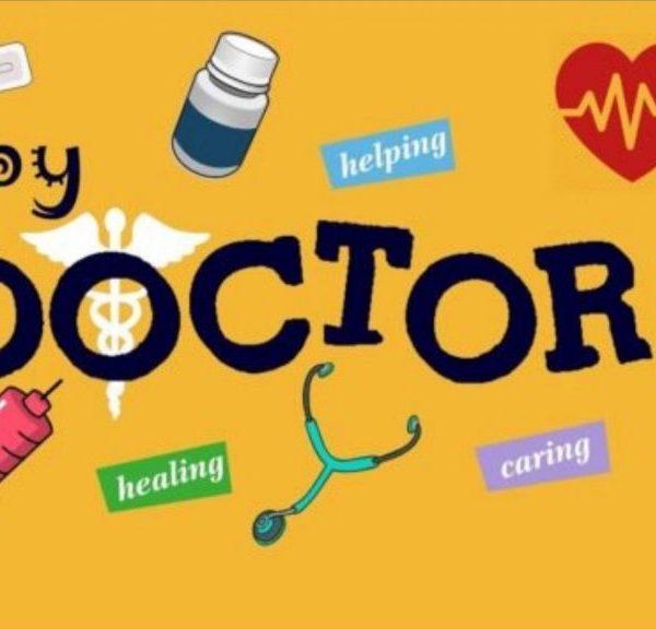 Doctors keeping people healthy