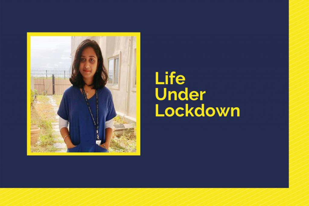 Life under corona lockdown