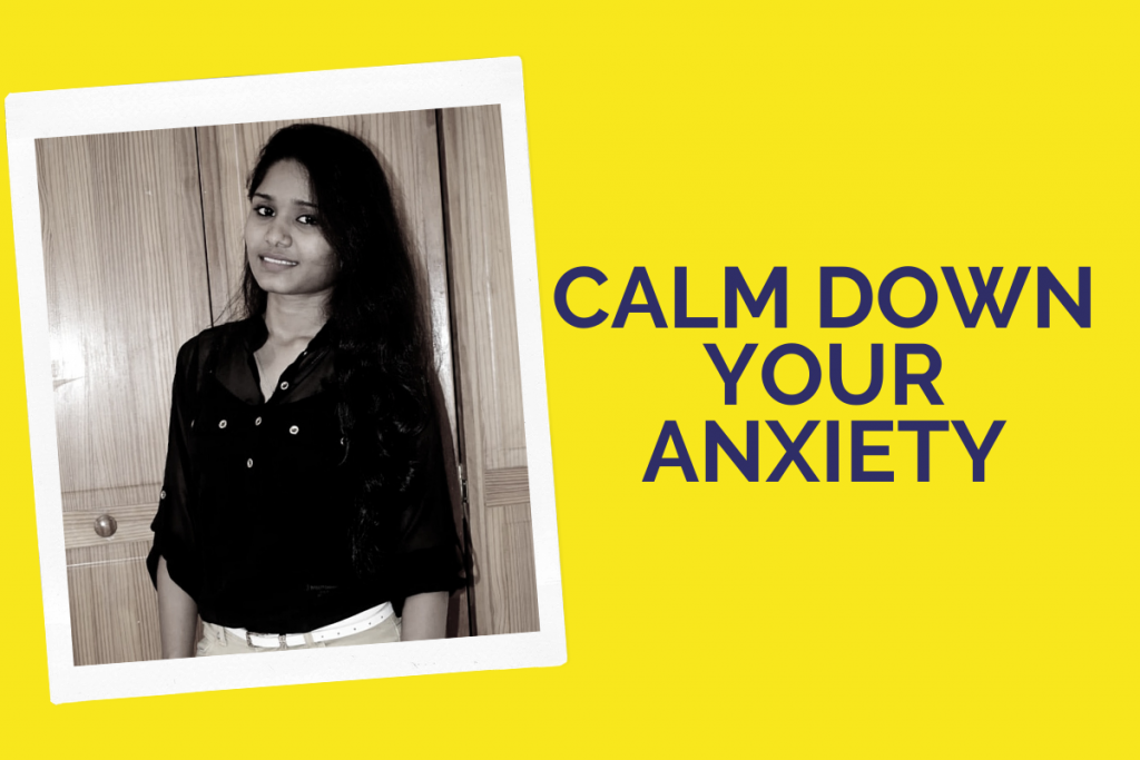 Calm down anxiety in covid-19