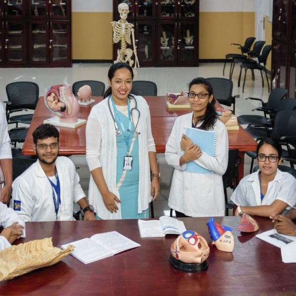 Medical School in Guyana