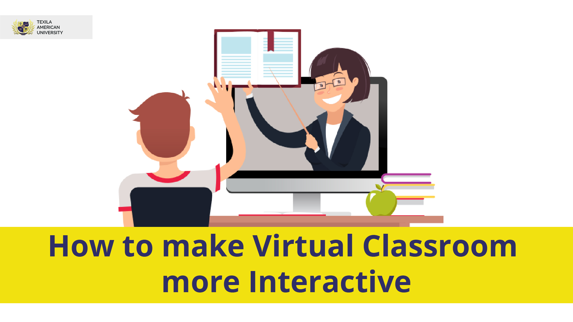 virtual classroom more interactive