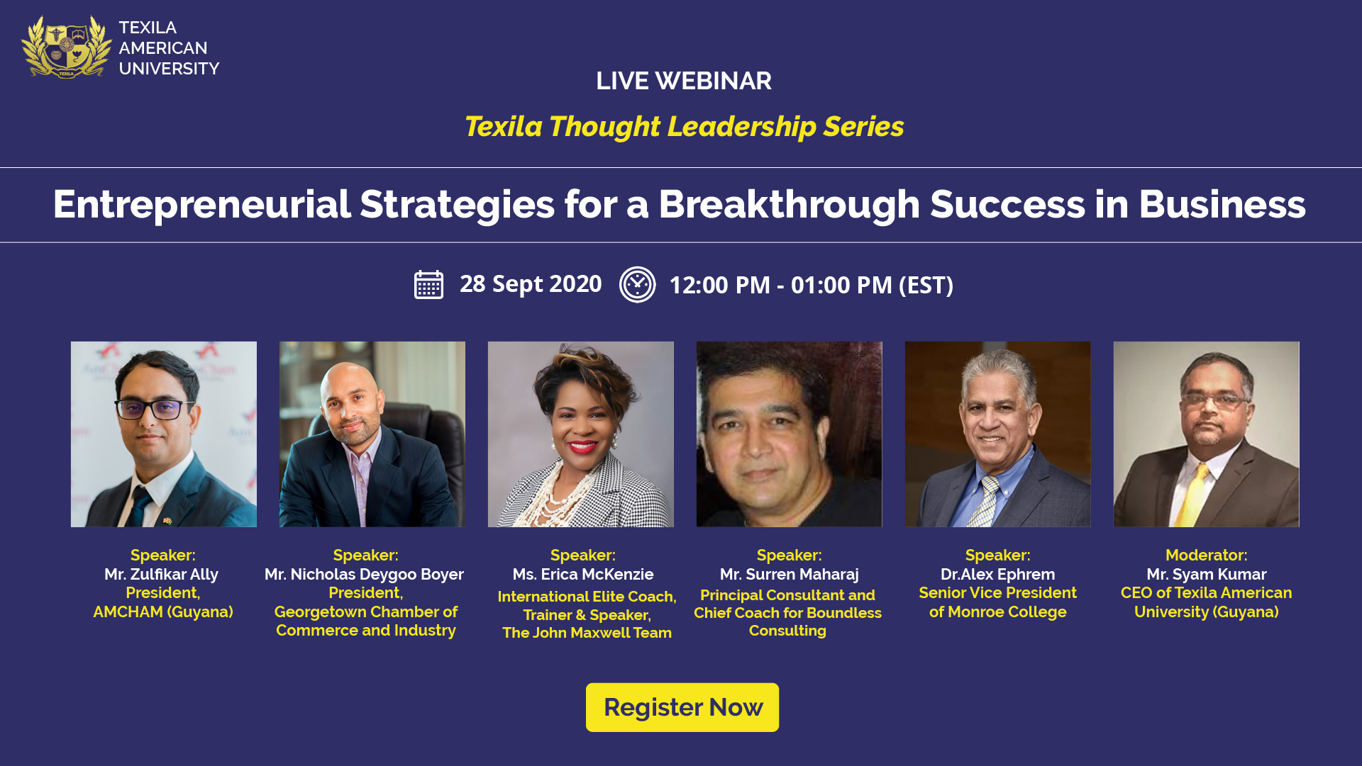 Entrepreneurial Strategies for a Breakthrough Success in Business