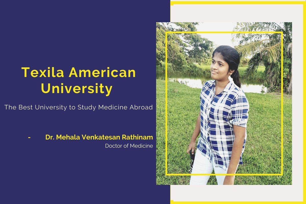 best university to study medicine abroad is texila