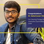 FMGE success in India