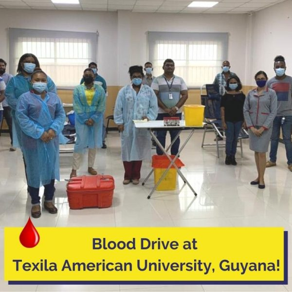 blood drive association with NBTS and RCS