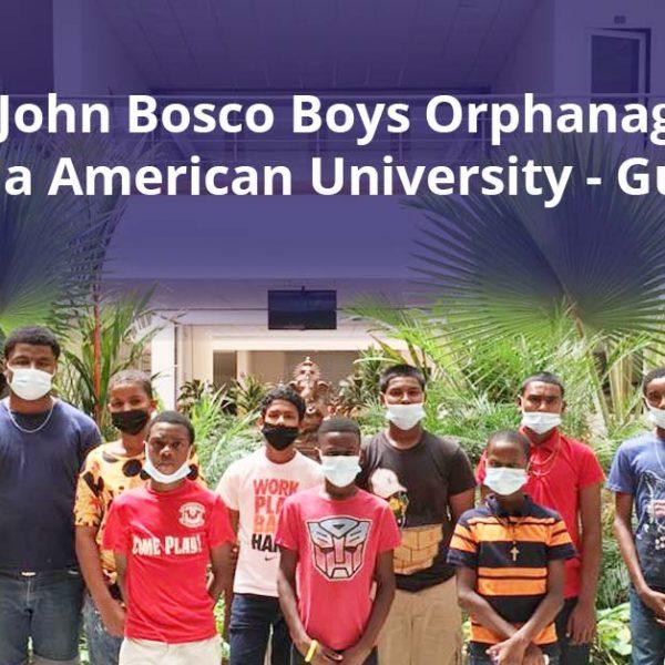 St. John Bosco boys visit TAU