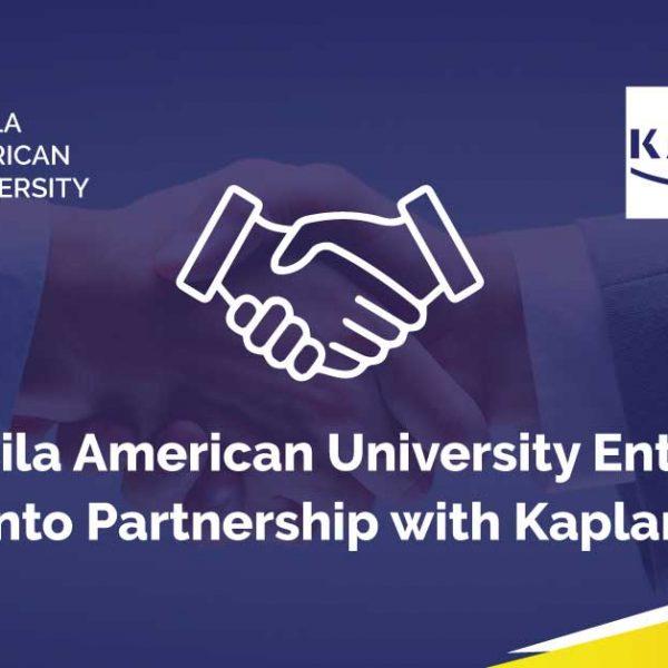 Texila Partnership with Kaplan