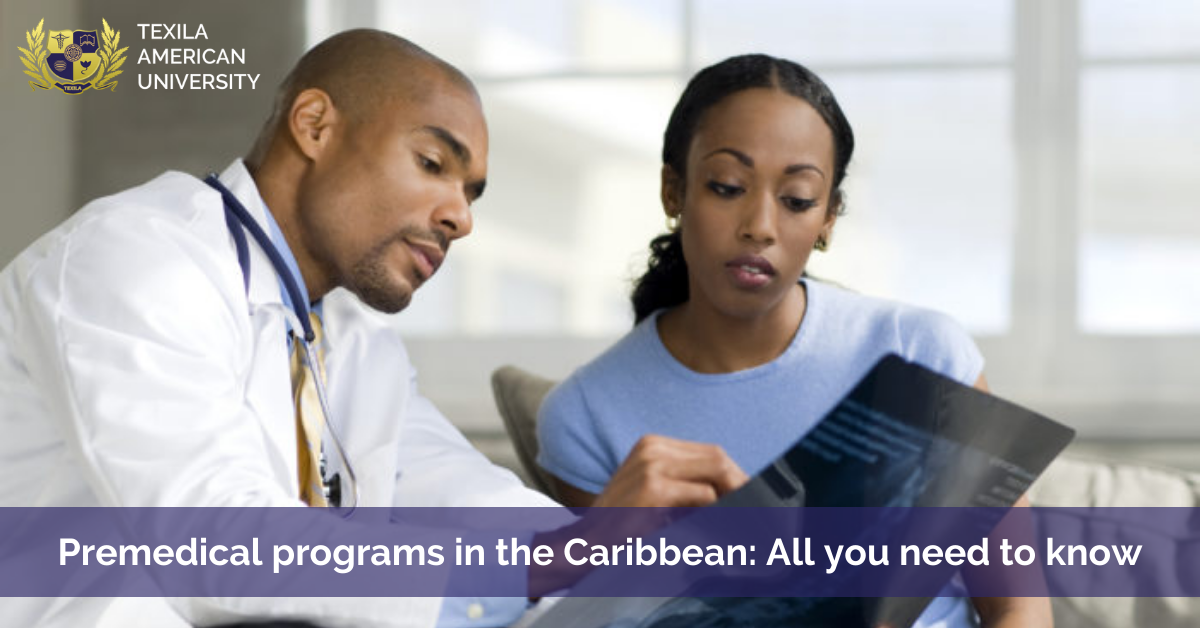 Premedical programs in the Caribbean All you need to know