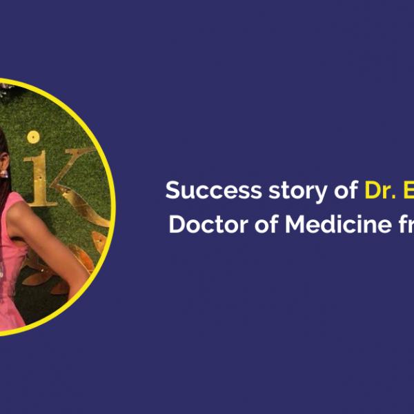 Success story of Dr. Esuru R Ikpe