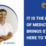 Dr. Akilesh success story
