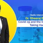 covid-19 vaccination radio interview