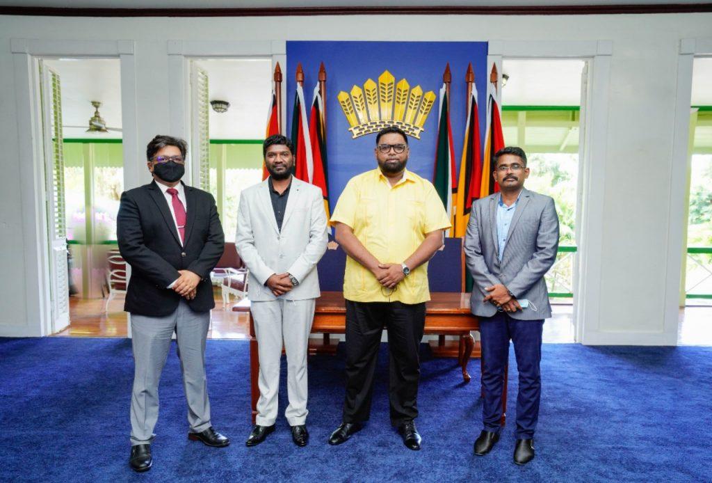 president of guyana